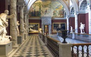 Danimarka Ulusal Müzesi Kopenhag