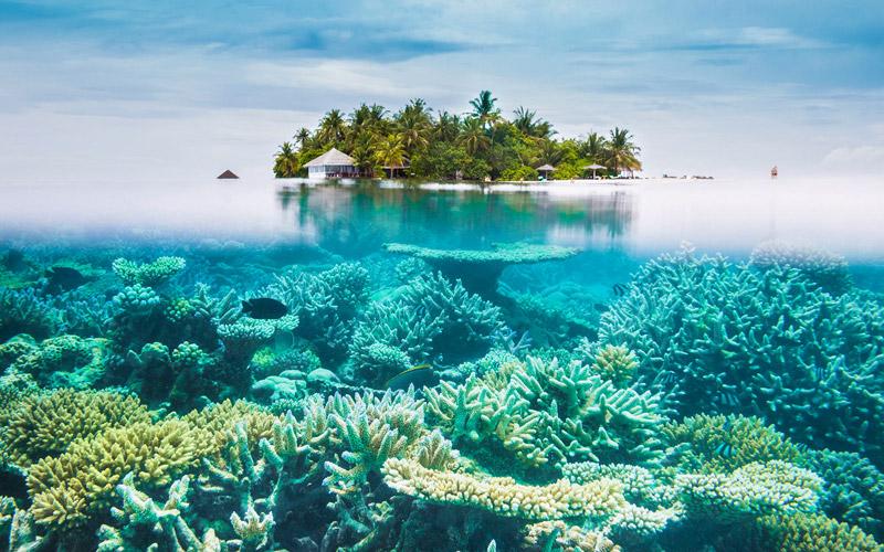 Dhagathi Maldivler Gezilecek Yerler