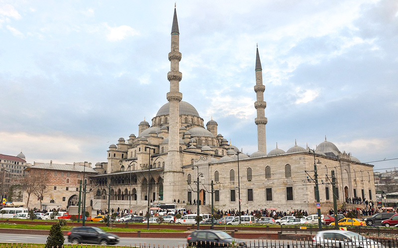 Eminönü Yeni Cami İstanbul