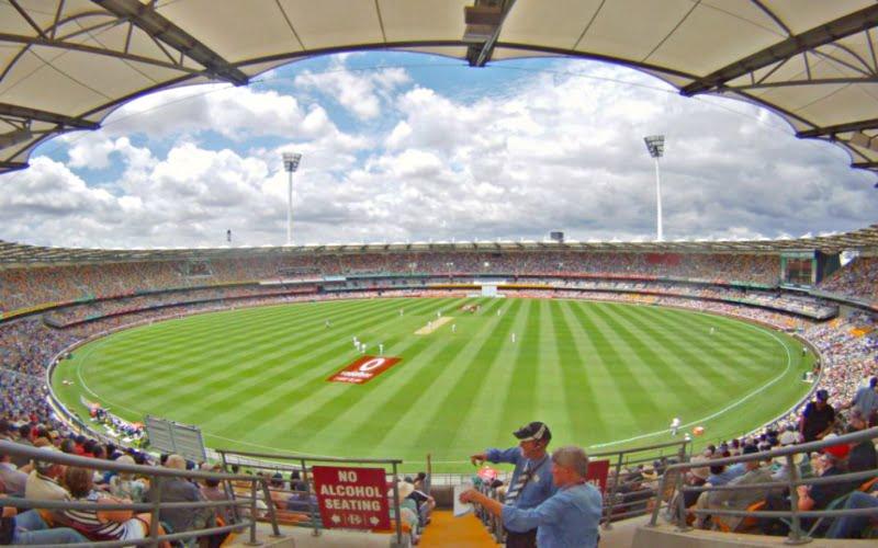 Gabba Stadyumu Brisbane