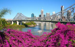 Hikaye Köprüsü Brisbane Avustralya