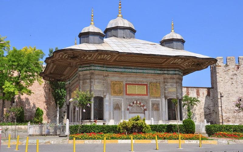 III Ahmet Çeşmesi