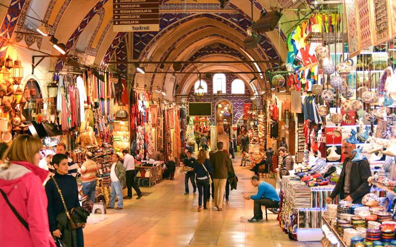 Kapalı Çarşı İstanbul Alışveriş