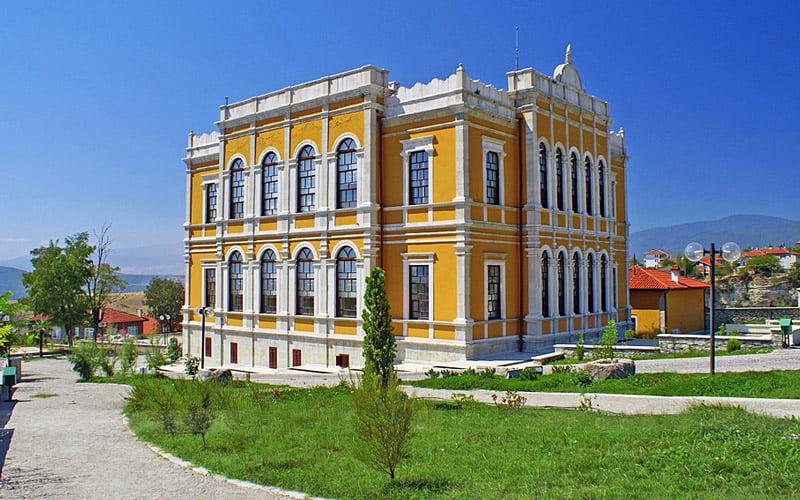 Karabük Demir Çelik Sanayi Müzesi