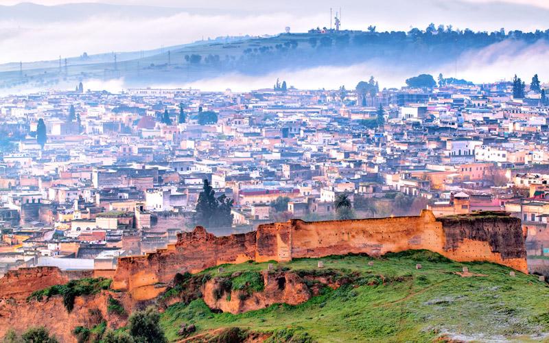 Kazablanka Fas Gezilecek Yerler