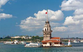 Kız Kulesi İstanbul Gezi Rehberi