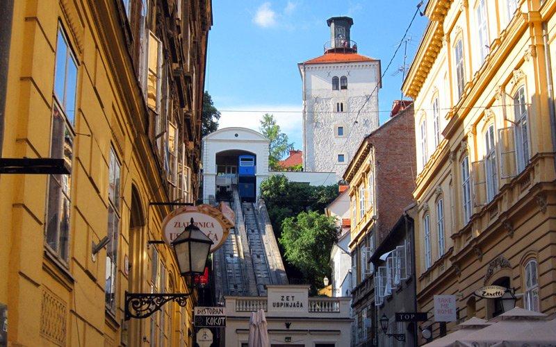 Lotrscak Kulesi Zagreb