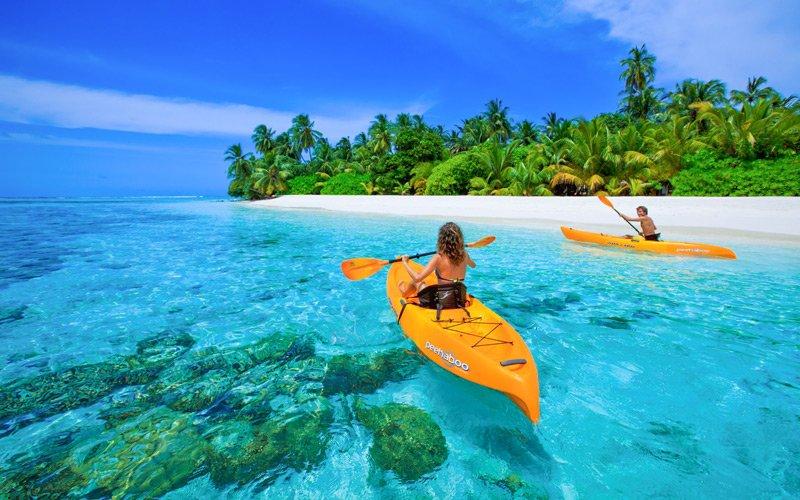 Maldivler Gezilecek Yerler