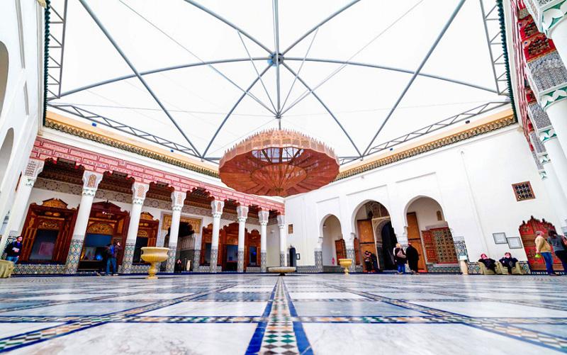 Marakeş Müzesi Fas