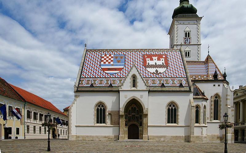 Markos Kilisesi Zagreb