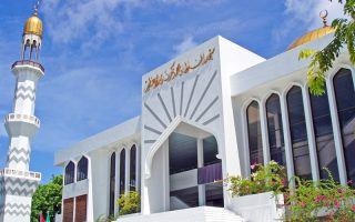 Masjidul Sultan Mohammed Camii Maldivler