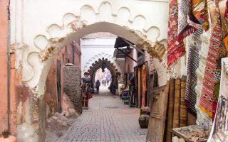 Medina Marakeş Gezilecek Yerler