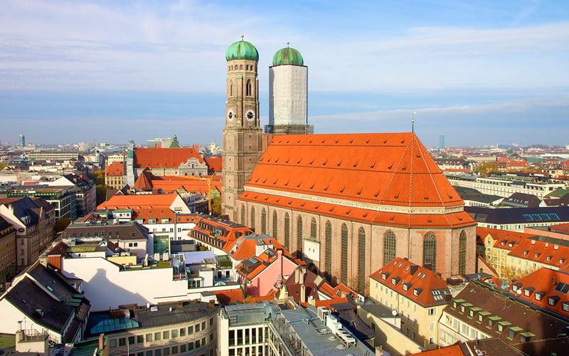 Meryem Ana Kilisesi Münih