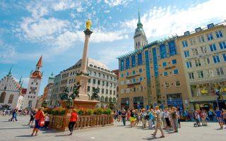 Meryem Ana Meydanı Münih