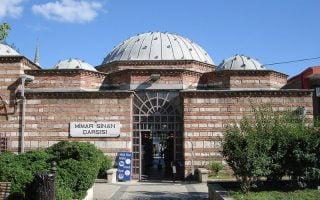 Mimar Sinan Çarşısı Üsküdar