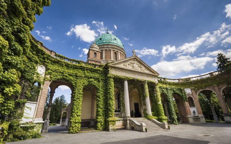 Mirogoj Mezarlığı Zagreb