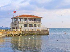 Tarihi Moda İskelesi Kadıköy