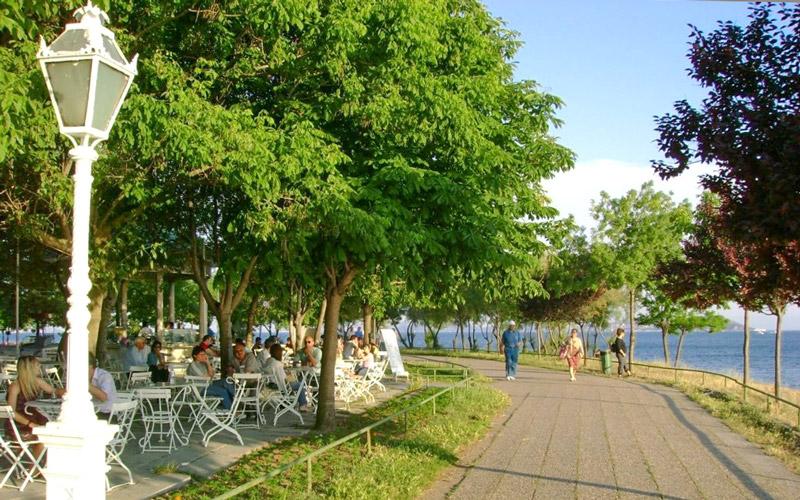 Moda Parkı Kadıköy