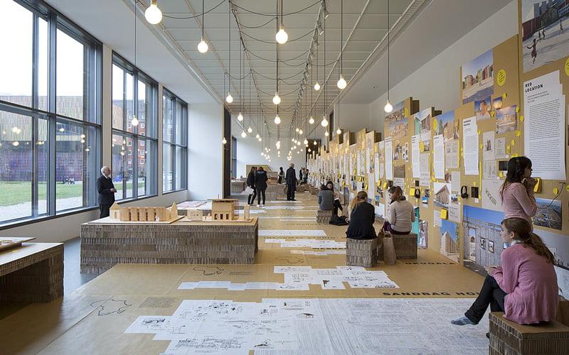 Pinakothek der Moderne Müzesi