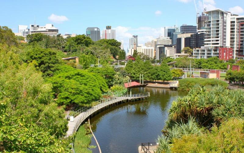 Roma Caddesi Brisbane Konaklama