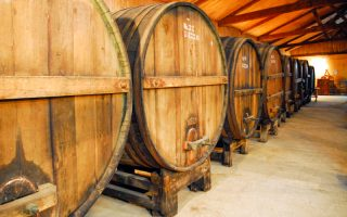 Şarap Fabrikaları Bozcaada
