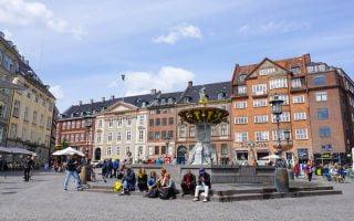 Stroget Kopenhag