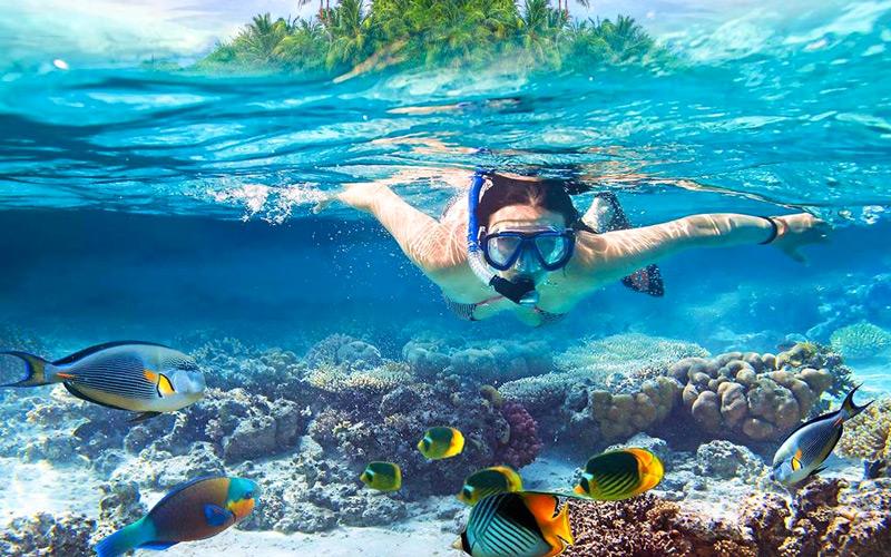 Sualtı Sporları Maldivler