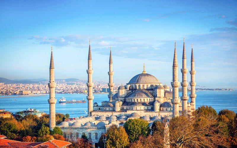 Sultan Ahmet Camii İstanbul