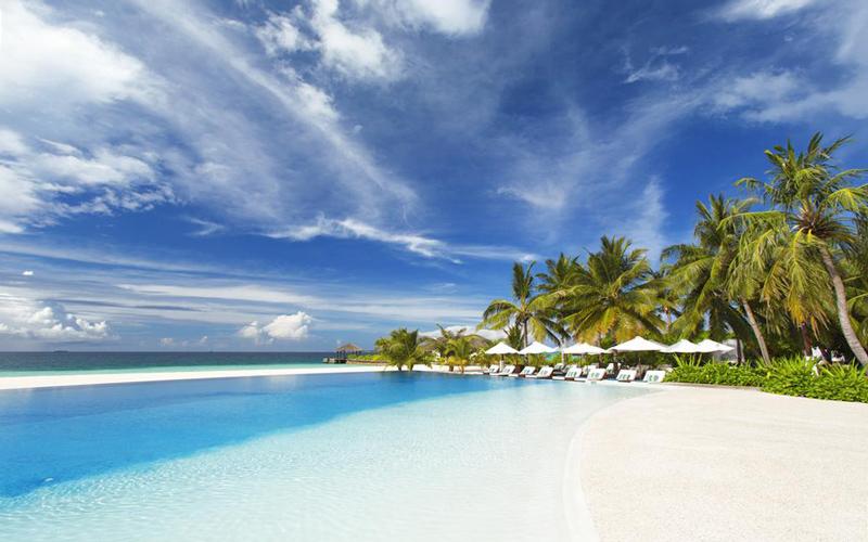 Sun Island Beach Maldivler