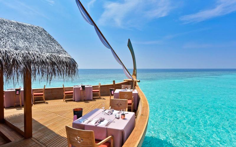 Tekne Turu Maldivler