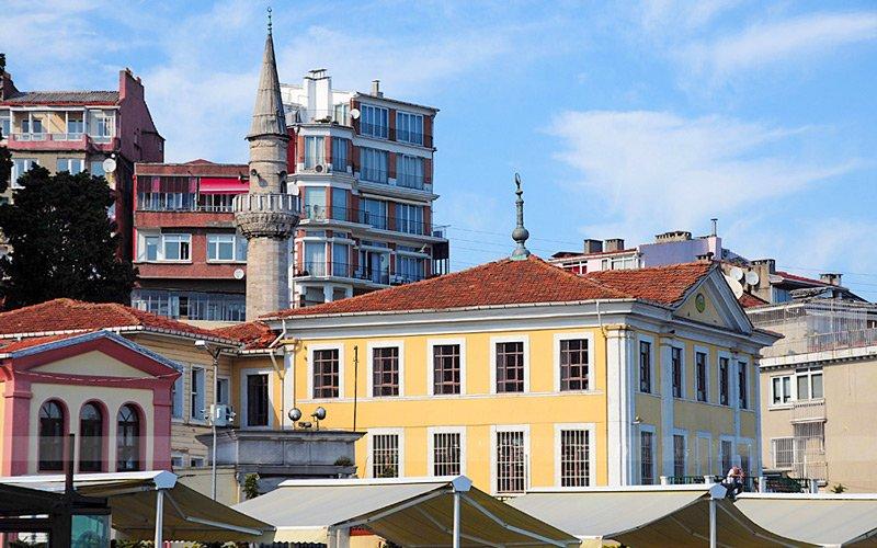 Tevfikiye Camisi Arnavutköy Gezilecek Yerler