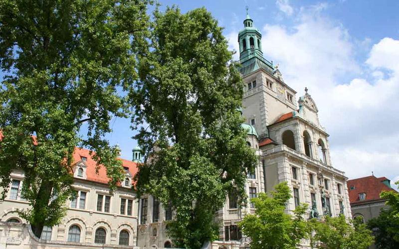 Ulusal Bavyera Müzesi Münih