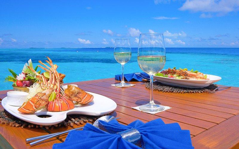 Yeme İçme Maldivler
