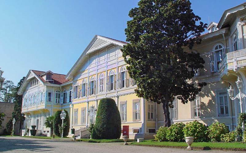 Yıldız Sarayı İstanbul Gezi Rehberi