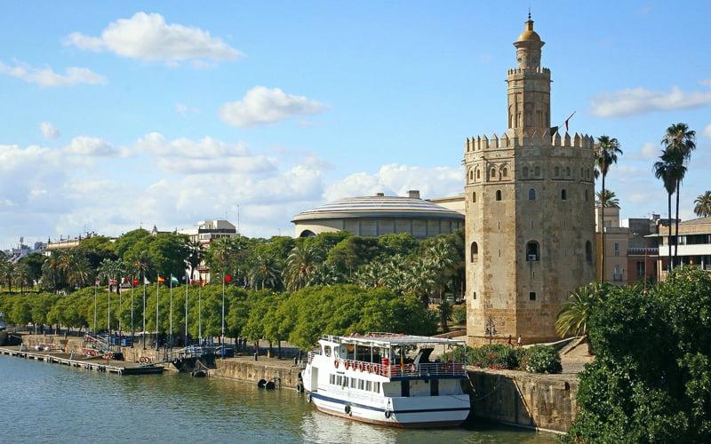 Altın Kule Sevilla