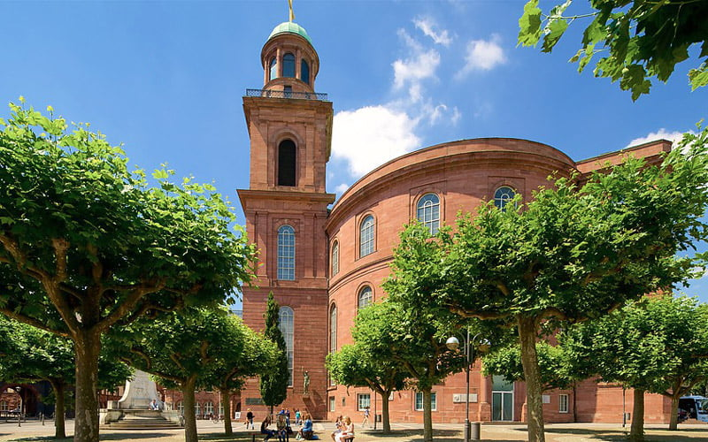 Aziz Paul Kilisesi Frankfurt