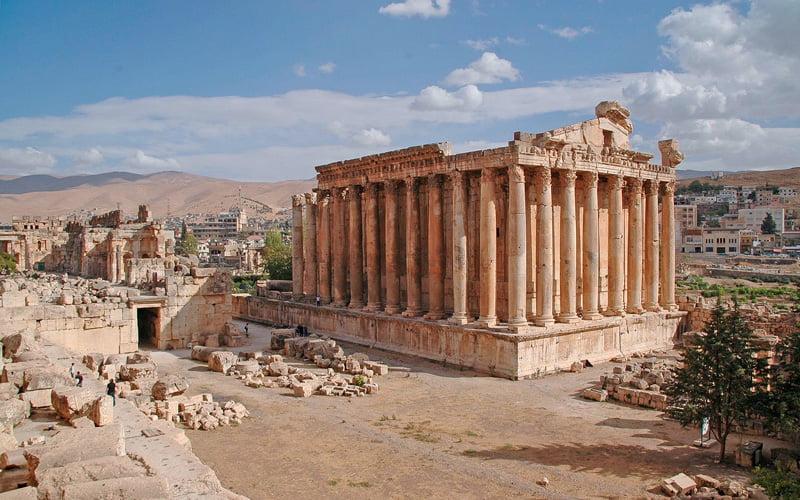 Baalbek Lübnan Seyahat Rehberi
