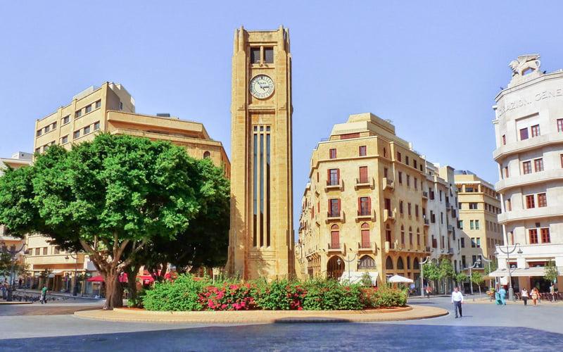 Beyrut Nasıl Gidilir