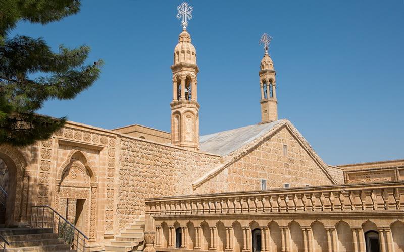 Deyrulumur Manastırı Mardin