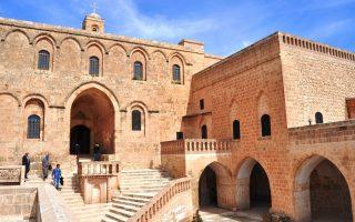 Deyrulzafaran Manastırı Mardin