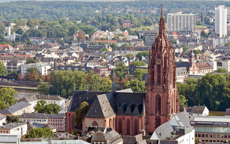 Frankfurt Katedrali