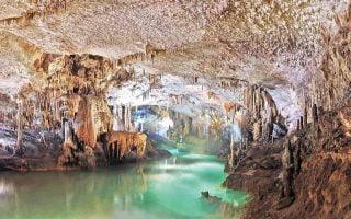 Jeitta Grotto Mağarası Beyrut