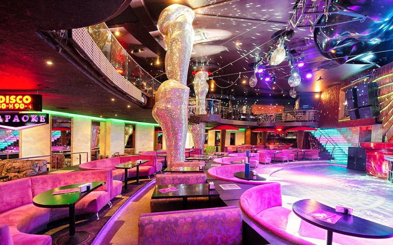 Palladium Night Club Odessa
