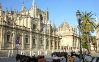 Santa Maria Katedrali Sevilla