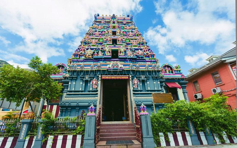 Seyşeller Hindu Tapınağı