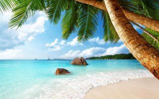 Sunset Beach Seyşeller