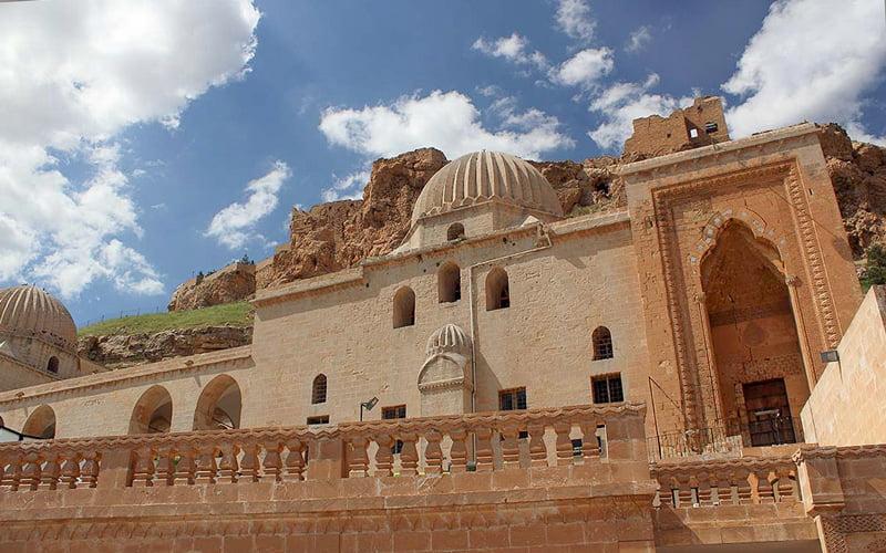 Zinciriye Medresesi Mardin