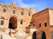 Deyrulzafaran Manastırı Nerede