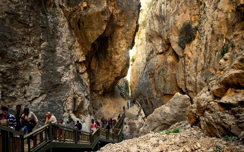 Kapıkaya Kanyonu Adana