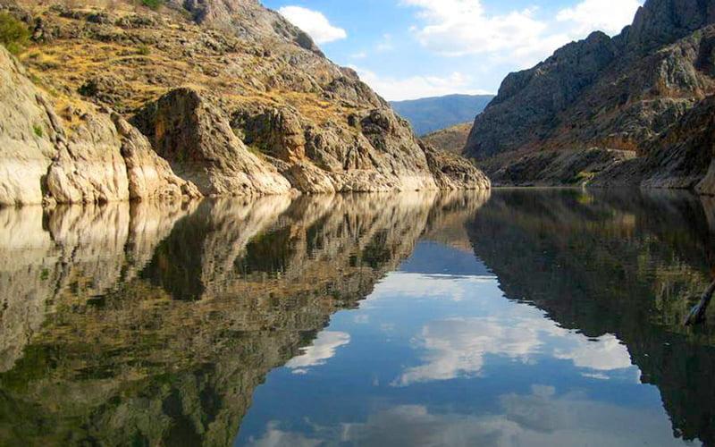 Karanlık Kanyon Erzincan